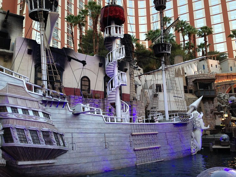 The Song Ship at Treasure Island | © Fastily/WikiCommons