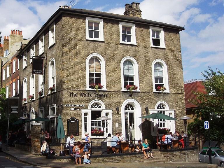 Wells Tavern