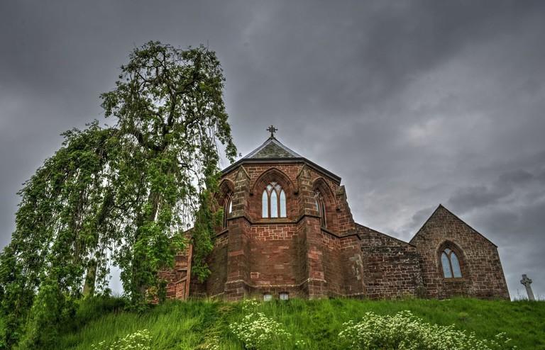 St Vigeans Church, Scotland