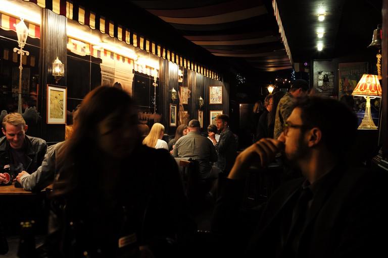 Eiffel bar, København
