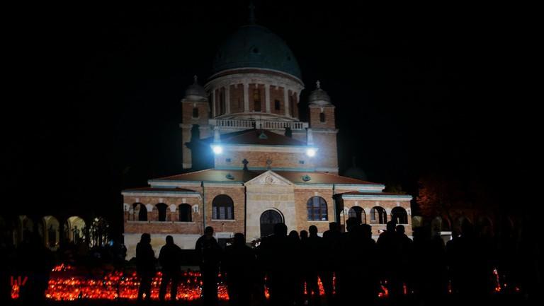 All Saints' Day, Mirogoj | © Miroslav Vajdic/Flickr