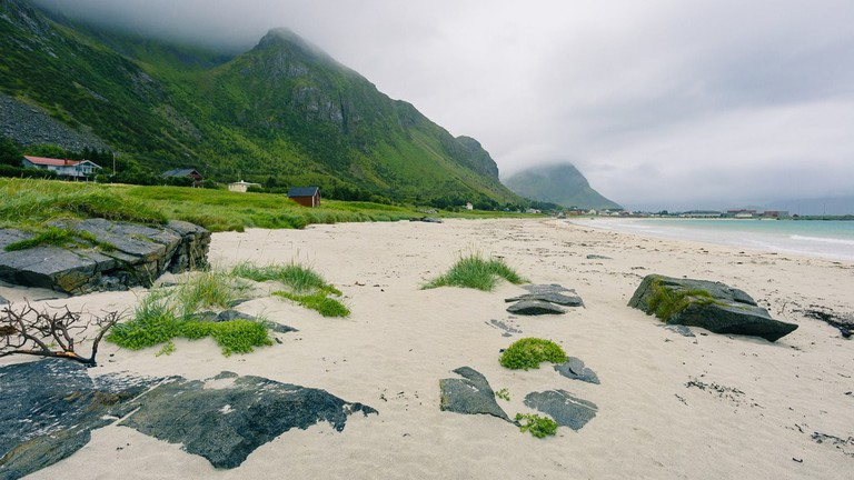 Ramberg beach   © Robert Anders/Flickr