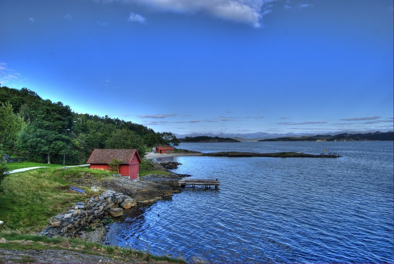 Godalen beach   © Satrevik/Flickr