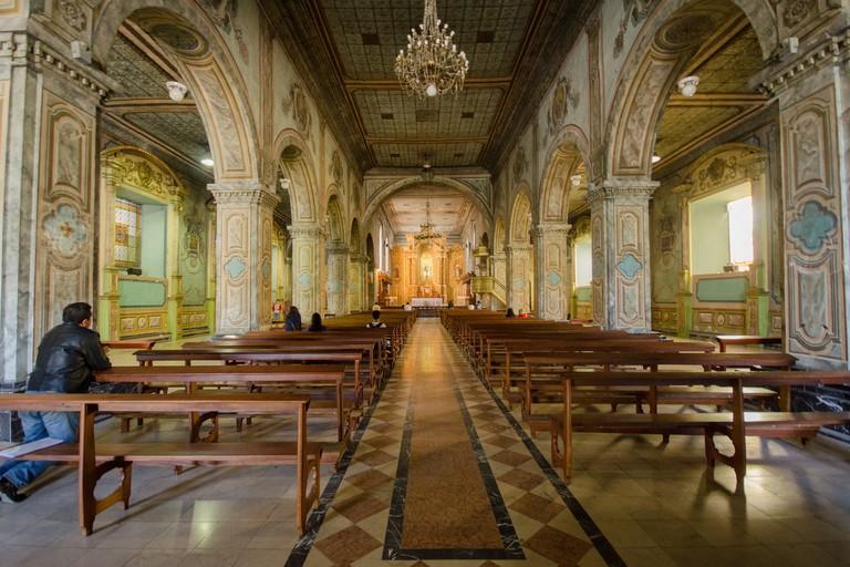 The Loja Cathedral, Ecuador