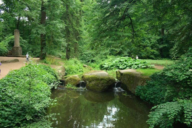 Sofiyivka Botanical Park