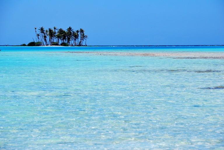 Blue Lagoon tour in Rangiroa | © Tahiti Tourisme