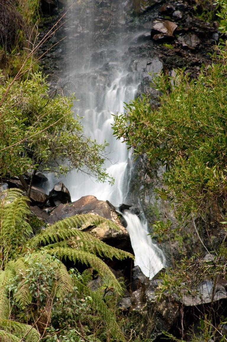 Sailors Falls, (near Daylesford) Victoria, Australia | © Rexness/Flickr