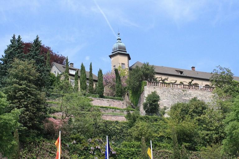 Neues Schloss, Florentinerberg, Baden-Baden | © Robert Cutts/Shutterstock