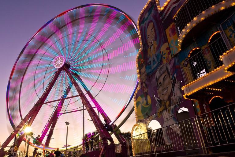 California State Fair | © Derek Giovanni / Flickr