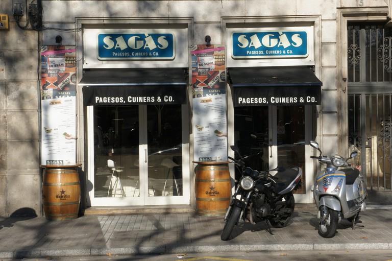 The Sagàs shop