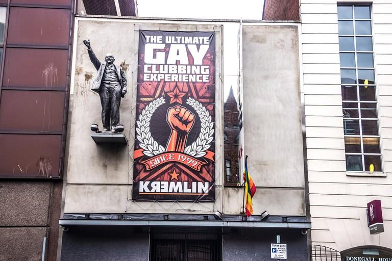 Kremlin Belfast | © William Murphy / Flickr