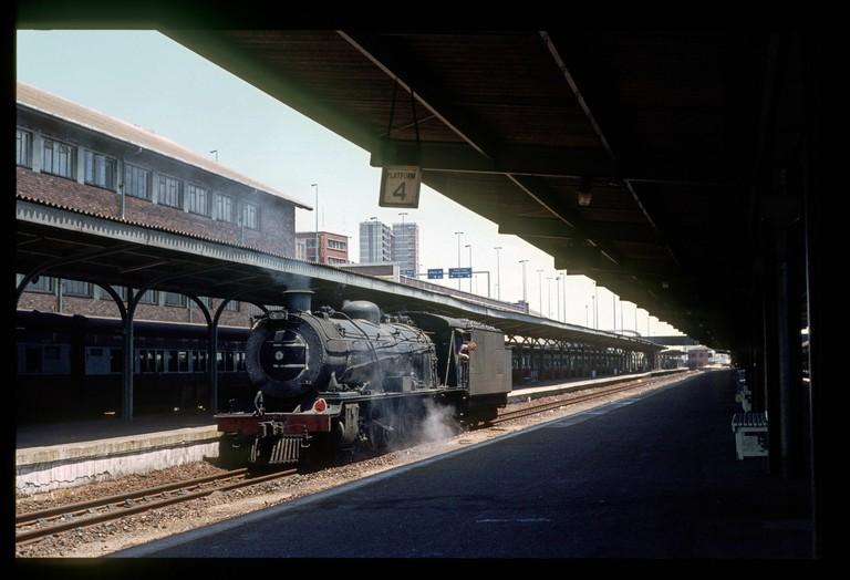 Port Elizabeth Station