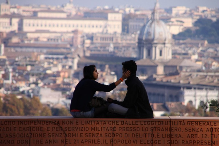 Gianicolo - more peaceful than other hills in Rome | © ( Waiting for ) Godot/Flickr