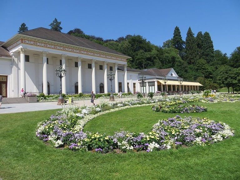 Kurgarten, Baden-Baden | © suissgirl/pixabay