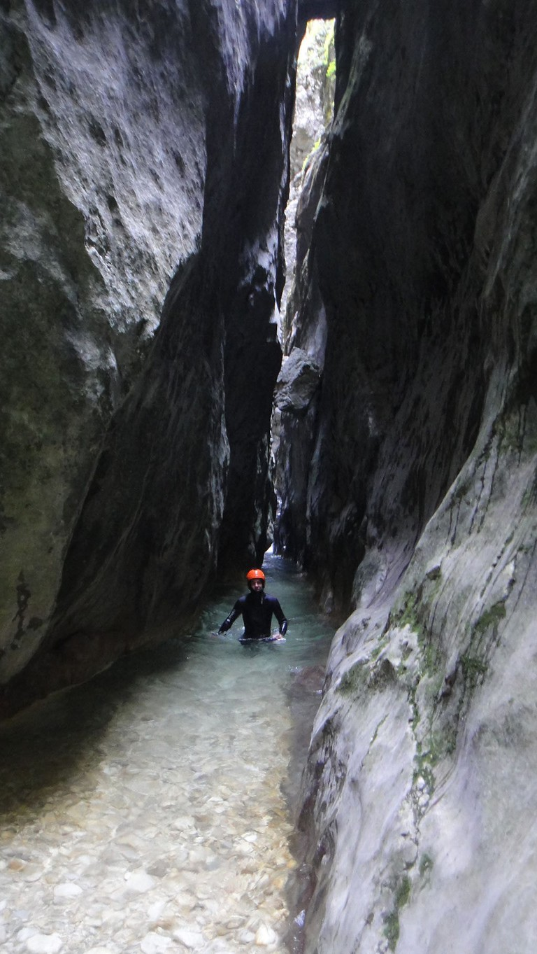 Nevidio Canyon   © Stolbovsky/WikiCommons