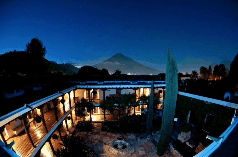 Hotel Casa Santo Domingo, Antigua Guatemala