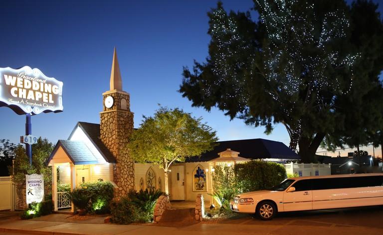 Graceland Wedding Chapel | © Courtesy of Graceland Chapel
