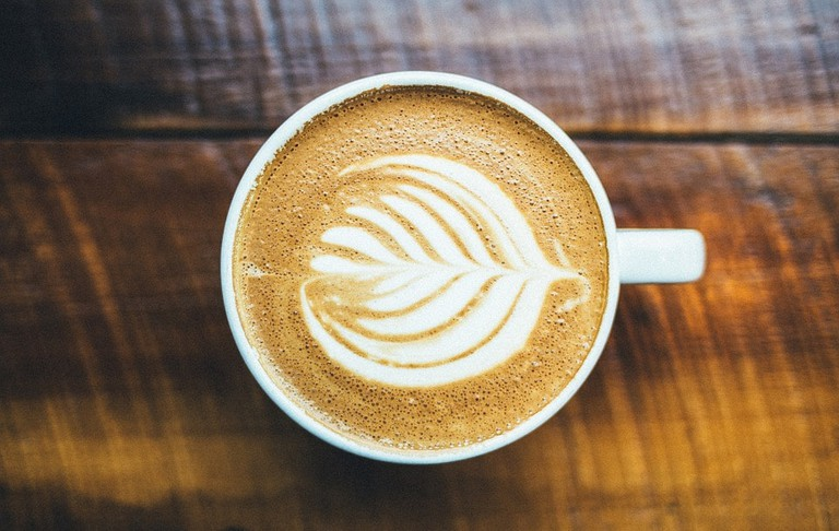 Coffee Tree in Glenwood has consistently good coffee