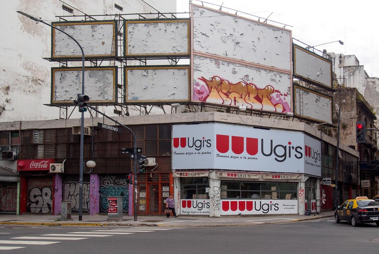 The temple of Ugi's