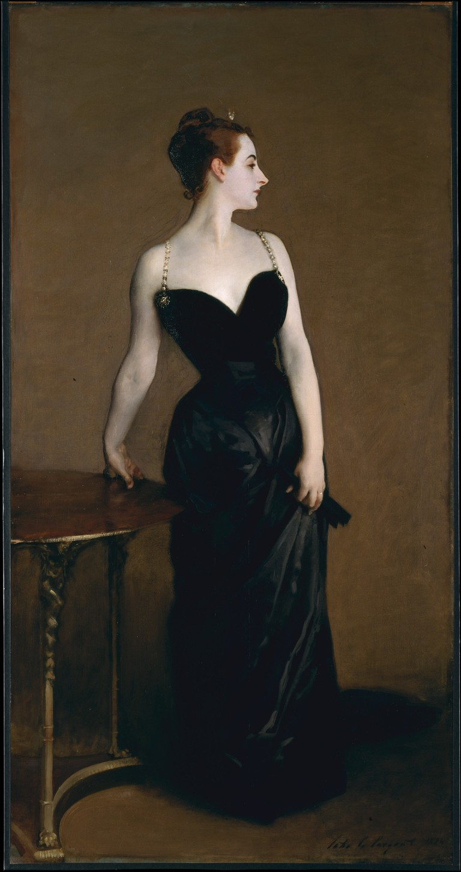 John Singer Sargent, Madame X (1883-84)