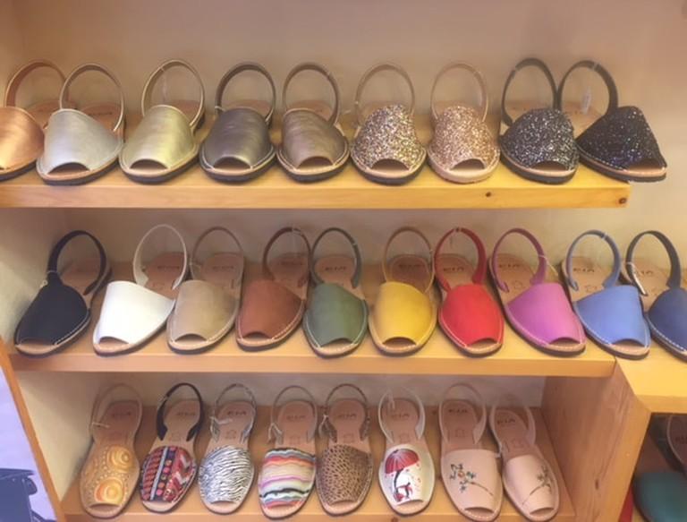 Ria Menorcan Sandals