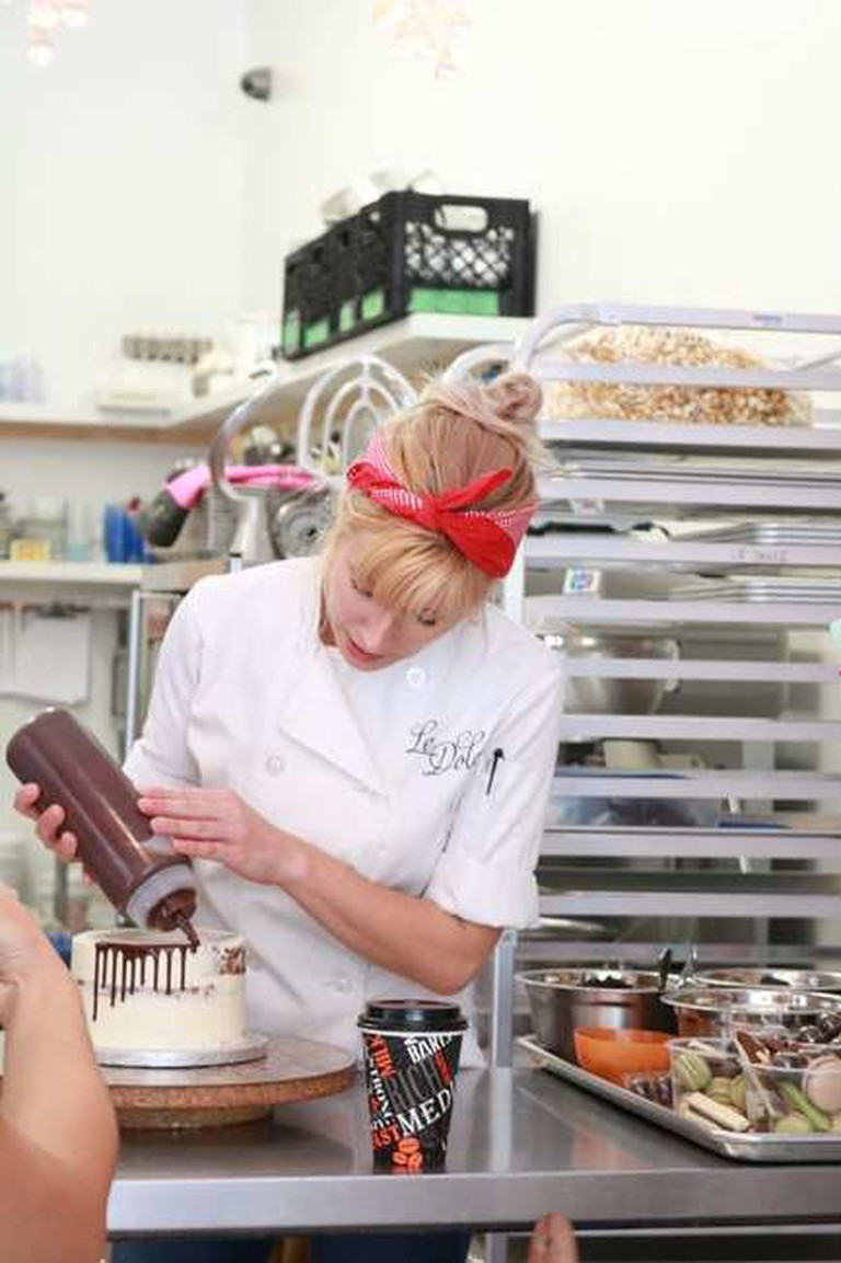Le Dolci Latte Cake | Courtesy of Stephanie Kretzschmer