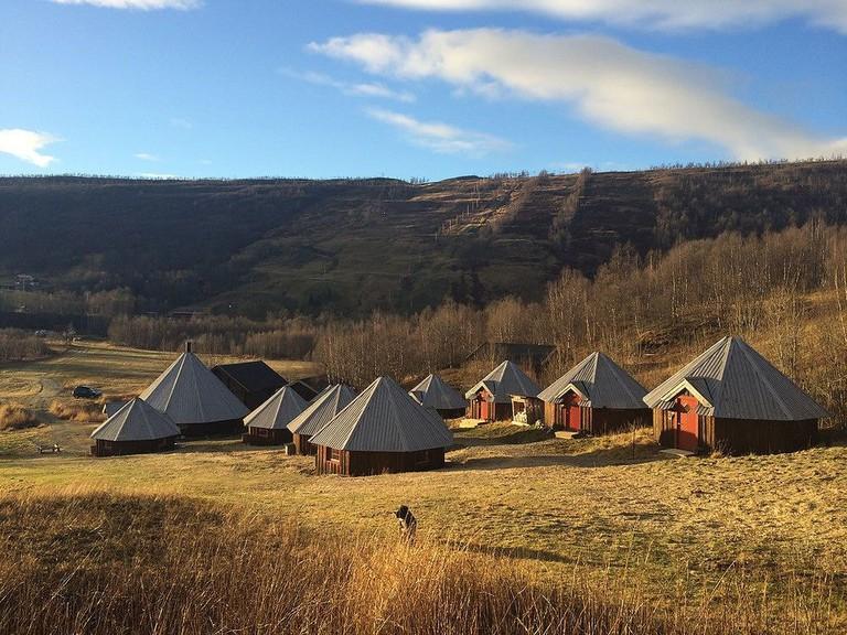 Arctic Cabins, Vestvatn, Norway