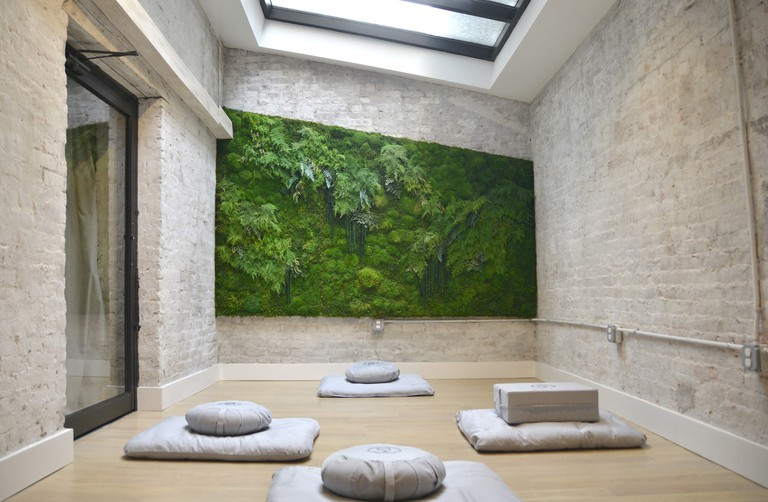 MNDFL meditation studio, New York, USA.