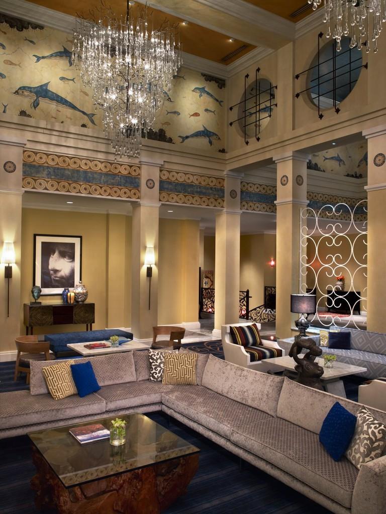 Kimpton Hotel Monaco Seattle - Lobby