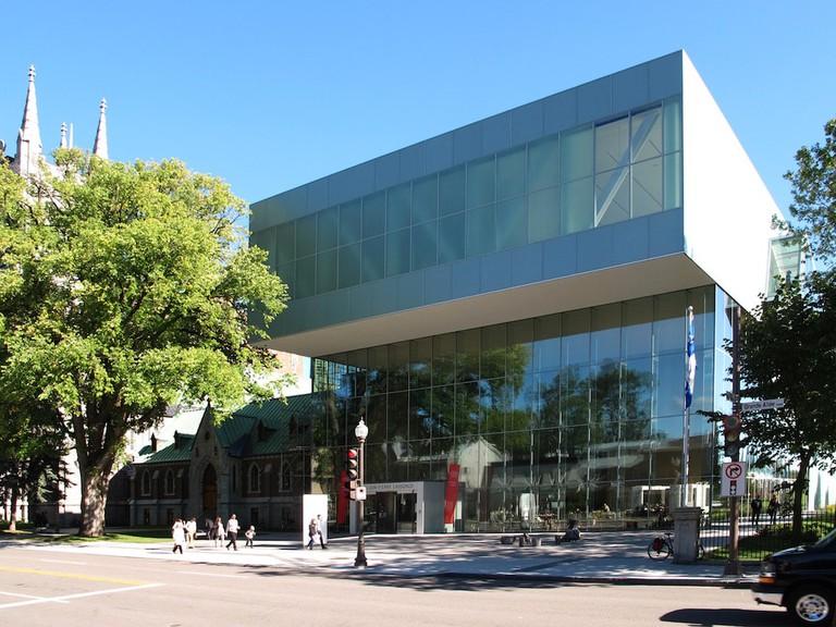 The Pavillon Pierre Lassonde at the Musée national des beaux-arts du Québec (MNBAQ) | © Gilbert Bochenek/ Flickr