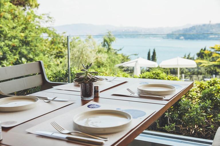 MSA'nın Restoranı, Istanbul