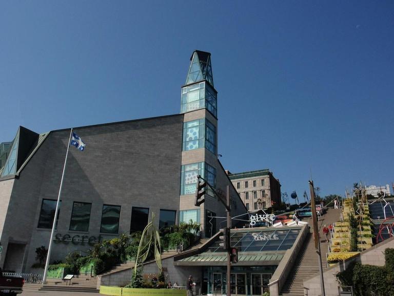 Museum of Civilisation, Quebec City