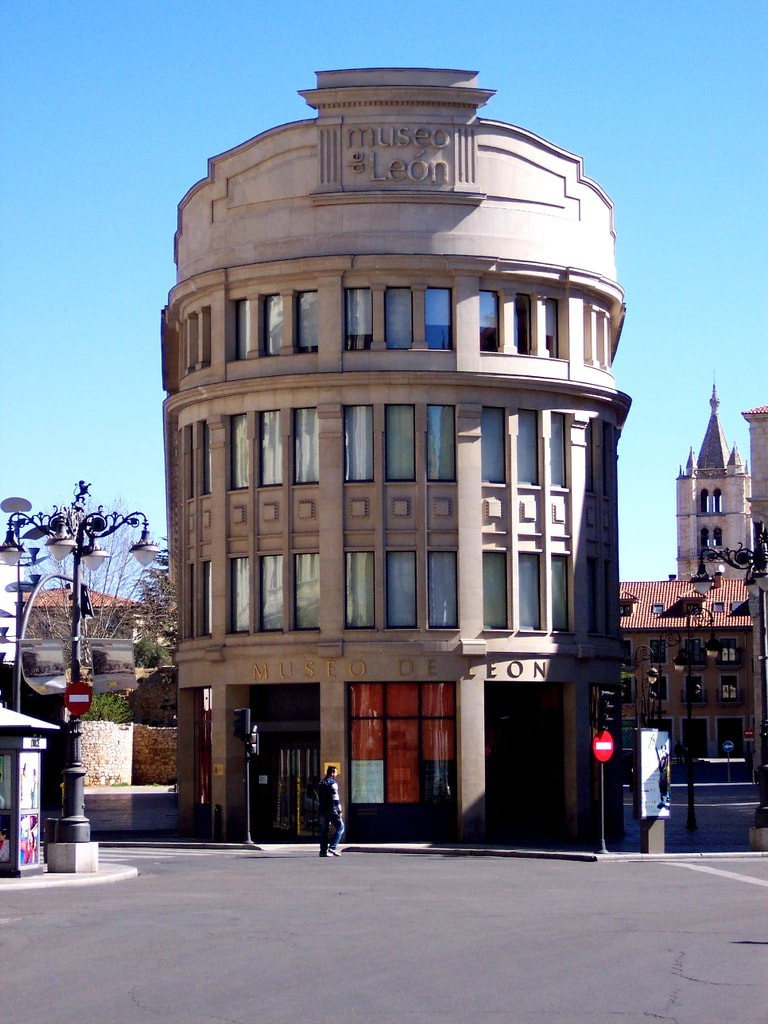 Museo de Leon, Spain | ©Rubén Ojeda / Wikimedia Commons