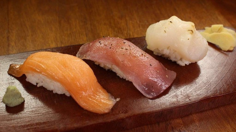 Nigiri at Kiseki