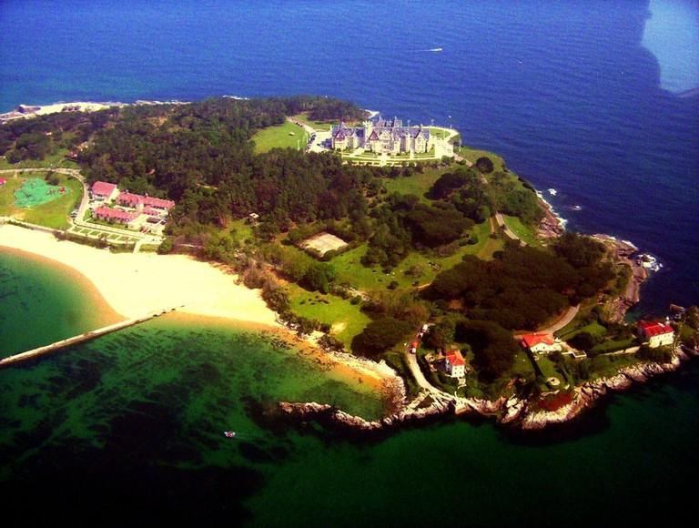 Peninsula de la Magdalena, Santander | ©Maria Victoria Gomez Fernandez / wikimedia Commons