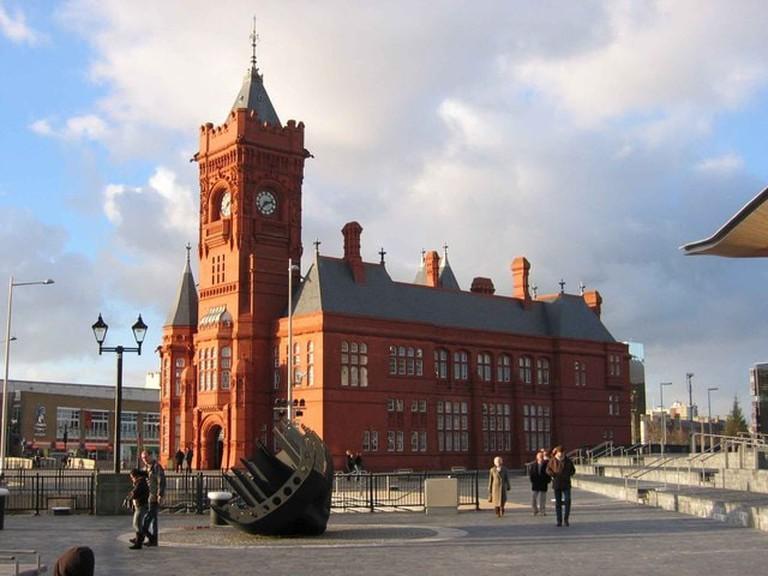 The Pierhead Building
