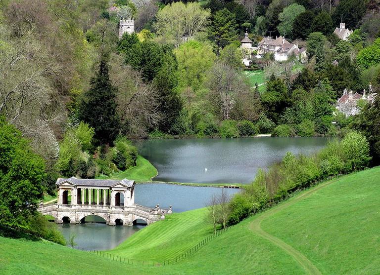 Prior Park Landscape Gardens   © Spencer Means/Flickr