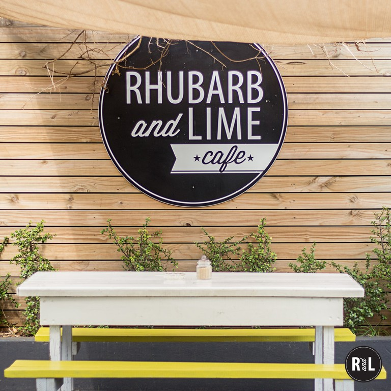 Rhubarb and Lime Cafe