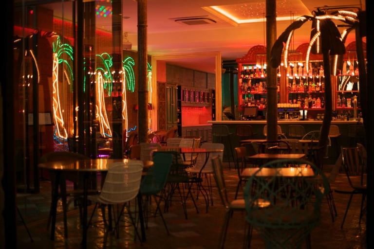 Restaurant Club Bananas, Barcelona
