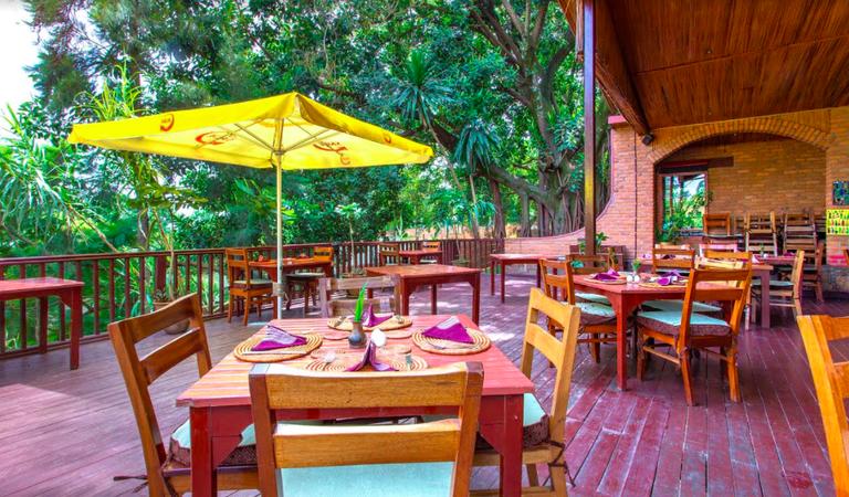 Heaven Restaurant in Kigali