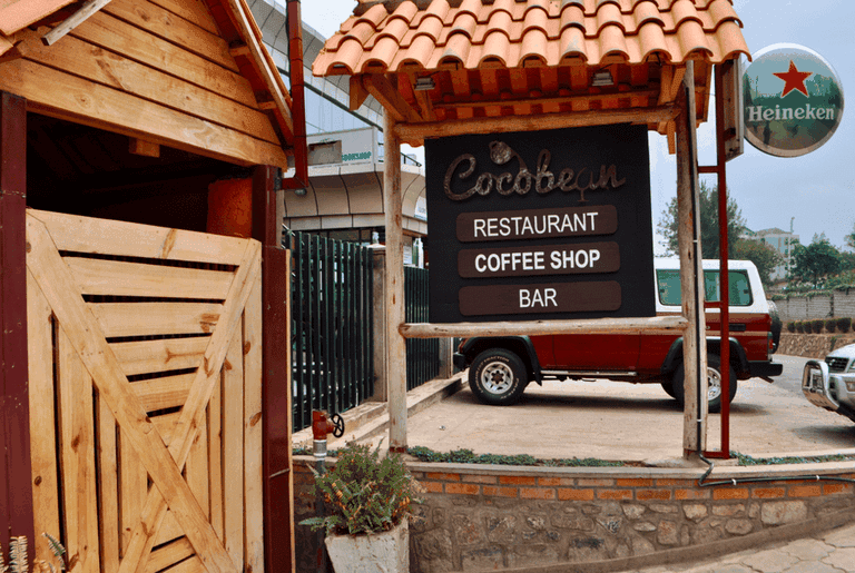 Cocobean in Kigali