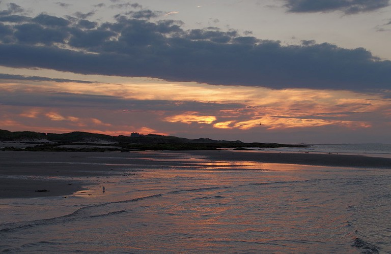 Seahouses Beach