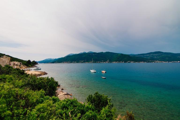 Lustica Peninsula | © nadtochiy/Shutterstock