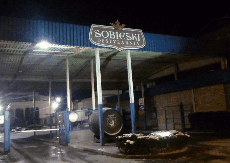 Sobieski Distillery | © Northern Irishman in Poland