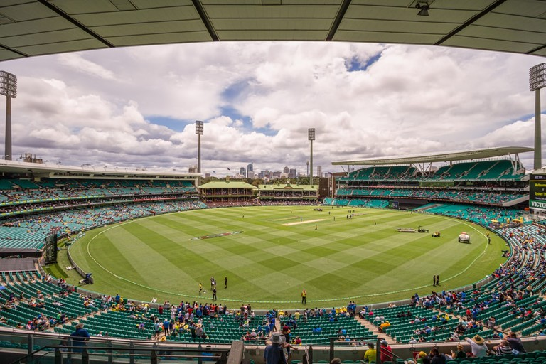 Sydney Cricket Ground | © Mark Dalmunder/Flickr