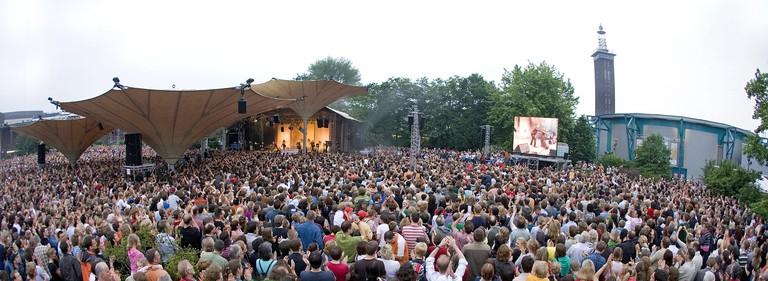 Tanzbrunnen open-air concert
