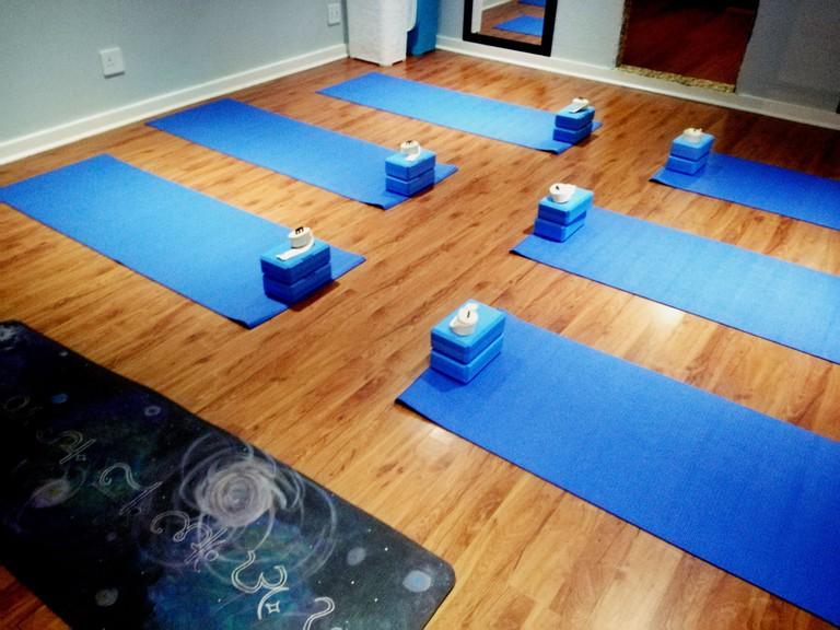 The Studio - ISHTA Yoga, Johannesburg