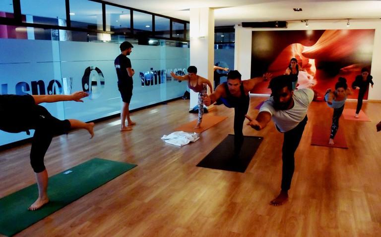 Top-yoga-Johannesburg_Yoga-Warrior