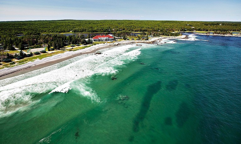 The Best Waterfront Resorts in Nova Scotia