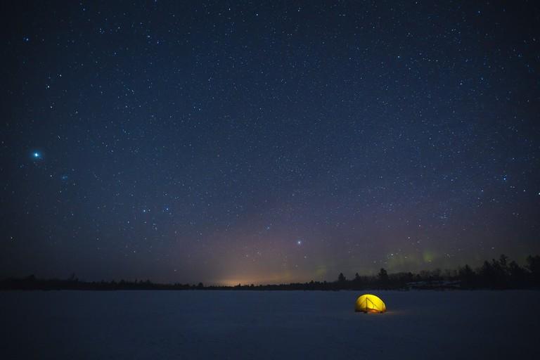 Stargazing at Torrance Barren | © OTMPC